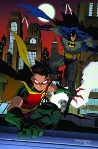 [Batman: The Adventures Continue #6 (Product Image)]