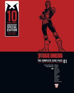 [2000AD: Judge Dredd: Complete Case Files: Volume 1 (Deluxe Hardcover) (Product Image)]