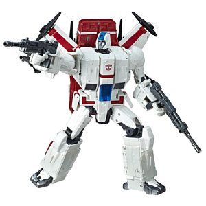 [Transformers: Generations: Siege War For Cybertron Action Figure: Commander Class Jetfire (Product Image)]
