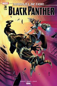 [Marvel Action: Black Panther #3 (Samu) (Product Image)]