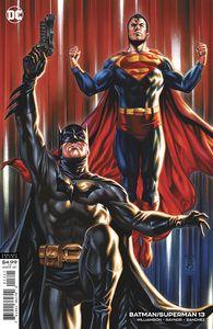 [Batman/Superman #13 (Card Stock Mark Brooks Variant Edition) (Product Image)]