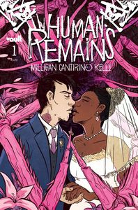 [Human Remains #1 (Cover A Cantirino) (Product Image)]