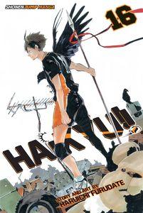 [Haikyu!: Volume 16 (Product Image)]