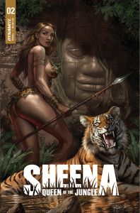 [Sheena: Queen Of The Jungle #2 (Cover A Parrillo) (Product Image)]