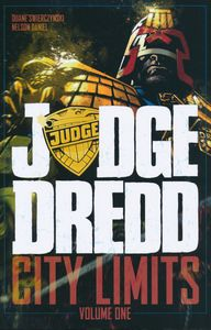 [Judge Dredd: City Limits (Product Image)]