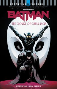 [Batman: The Court Of Owls (Saga Essential Edition) (Product Image)]
