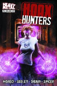 [Hoax Hunters: 2015 #4 (Product Image)]
