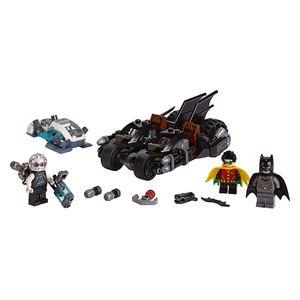 [LEGO: DC Superheroes: Mr Freeze Batcycle Battle (Product Image)]
