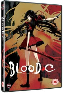 [Blood C: Complete Series (Product Image)]