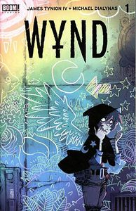 [Wynd #1 (2nd Printing) (Product Image)]