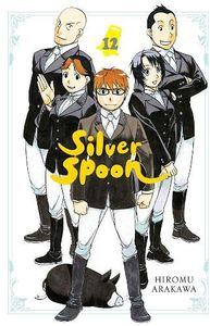 [Silver Spoon: Volume 12 (Product Image)]