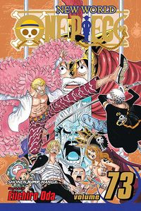[One Piece: Volume 73 (Product Image)]