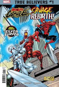 [True Believers: Absolute Carnage: Savage Rebirth #1 (Product Image)]