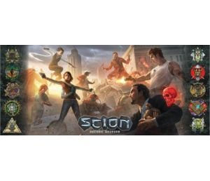 [Scion: RPG Screen (Product Image)]