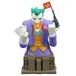 [DC: Batman Animated Series: Bust: Joker (Product Image)]