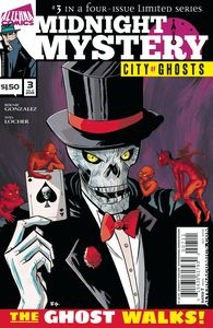 [Midnight Mystery: Volume 2: City Of Ghosts #3 (Product Image)]