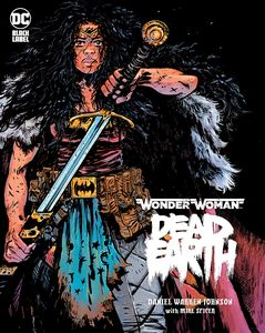 [Wonder Woman: Dead Earth (Hardcover) (Product Image)]