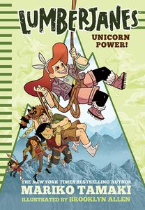 [Lumberjanes: Unicorn Power! (Product Image)]