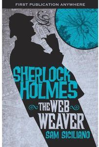 [The Further Adventures Of Sherlock Holmes: The Web Weaver (Product Image)]