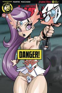 [Vampblade: Season 3 #12 (Cover F Mendoza Risque) (Product Image)]