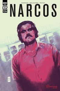 [Narcos #2 (Cover A Malhotra) (Product Image)]