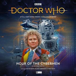 [Doctor Who 240: Hour Of The Cybermen (Product Image)]