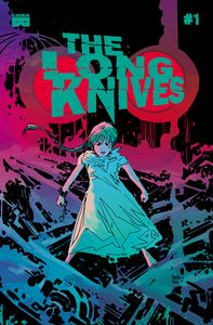 [Long Knives #1 (Hardcover) (Product Image)]