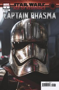 [Star Wars: Age Of Republic: Captain Phasma #1 (Movie Variant) (Product Image)]