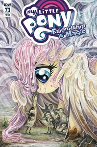 [My Little Pony: Friendship Is Magic #73 (Cover B Richard) (Product Image)]