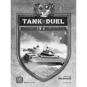 [Tank Duel: Expansion 1: North Africa (Product Image)]