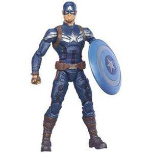 [Captain America: Marvel Legends: Wave 2 Action Figures: Movie Captain America (Product Image)]