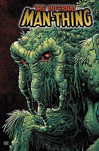 [Man-Thing By Steve Gerber: Complete Collection: Volume 3 (Product Image)]