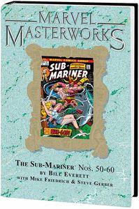 [Marvel Masterworks: Sub Mariner: Volume 7 (DM Edition Hardcover) (Product Image)]