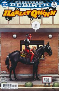 [Harley Quinn #19 (Variant Edition) (Product Image)]
