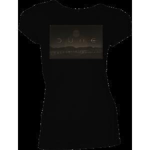 [Dune: Women's Fit T-Shirt: Logo & Sands (Product Image)]