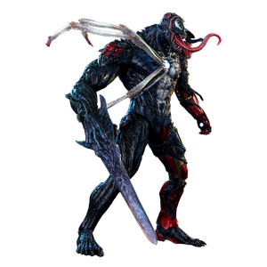 [Marvel: Hot Toys Action Figure: Venomized Iron Man (Product Image)]
