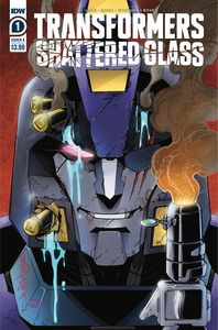 [Transformers: Shattered Glass #1 (Cover A Milne) (Product Image)]