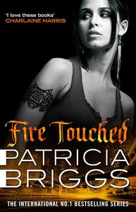 [Mercy Thompson: Book 9: Fire Touched (Hardcover) (Product Image)]