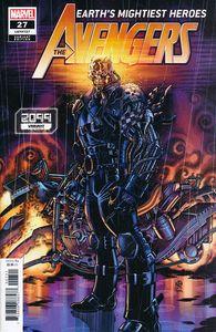 [Avengers #27 (Bradshaw 2099 Variant) (Product Image)]