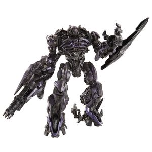 [Transformers: Dark Of The Moon: Generations Studio Series Action Figure: Shockwave (Product Image)]