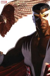 [Captain America #24 (Alex Ross Falcon Timeless Variant) (Product Image)]
