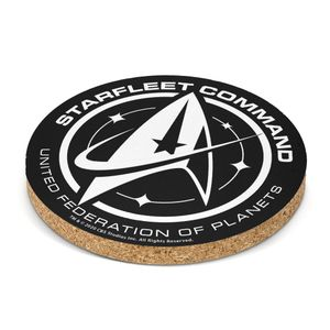 [Star Trek: Discovery: Coaster: Starfleet Command (Product Image)]