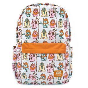 [Star Wars: Pastel Backpack: Ewok (Product Image)]