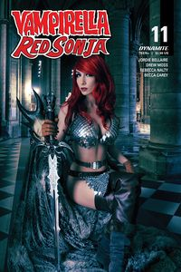[Vampirella/Red Sonja #11 (Cover D Zawadzki Cosplay) (Product Image)]