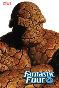 [Fantastic Four #24 (Alex Ross Thing Timeless Variant) (Product Image)]