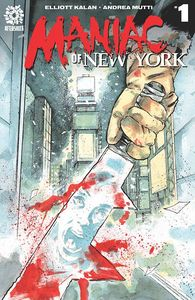 [Maniac Of New York #1 (Mutti Variant) (Product Image)]