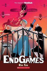 [Newsprints: Book 2: EndGames (Product Image)]
