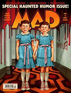 [Mad Magazine #4 (Product Image)]