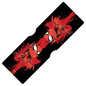 [Marvel: Spider-Man: Travel Pass Holder: Paint Splatter Spider-Man Head (Product Image)]