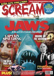 [Scream Magazine #50 (Product Image)]